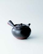 Tokoname kyusu - HOKUJYO SIMIZU (330cc/ml) ceramic mesh - Japanese teapot