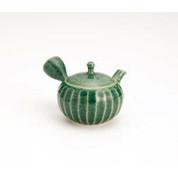 Tokoname kyusu - JYUNZO (270cc/ml) ceramic mesh - Japanese teapot