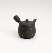 Tokoname kyusu - SEKIRYU (210cc/ml) ceramic mesh - Japanese teapot