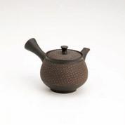 Tokoname kyusu - SYUHO (330cc/ml) ceramic mesh - Japanese teapot
