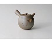 Tokoname kyusu - YUTAKA (300cc/ml) ceramic mesh - Japanese teapot