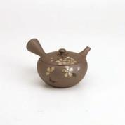 Tokoname kyusu - GYOKO (280cc/ml) ceramic mesh - Japanese teapot
