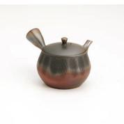 Tokoname kyusu - GYOKO (330cc/ml) ceramic mesh - Japanese teapot