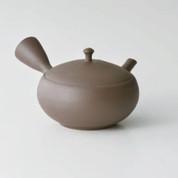 Tokoname kyusu - HOKURYU (300cc/ml) ceramic mesh - Japanese teapot
