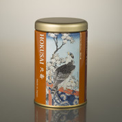 Black tea Ginjer Teabag w Sakura and Hawk (Sakura ni Taka) 16g (2g*8p) package-01