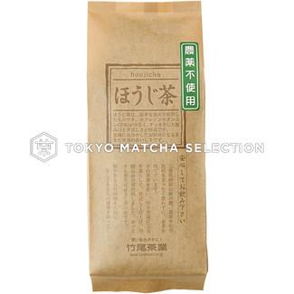 [JAS Certified/Decaffeinated] Organic Standard Autumn Houjicha 150g (5.29oz)