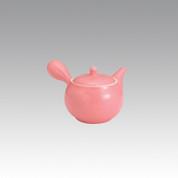 Kyusu - SOZAN (300cc/ml) Pink - obi ami stainless steel net - Item Image