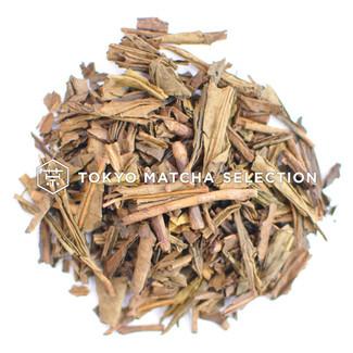 [Decaffeinated] Autumn Houjicha 1kg (2.21lbs) bulk wholesale - leaf