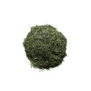 [JAS Certified Organic] Mountain-grown Fukamushi Yabukita Sencha green tea 1kg (2.21lbs) bulk wholesale - Leaf