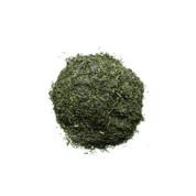 [JAS Certified Organic] Mountain-grown Fukamushi Yabukita Sencha green tea 1kg (2.21lbs) bulk wholesale - Leaf