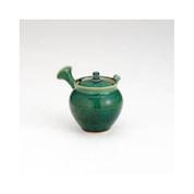 Tokoname kyusu - JYUNZO (260cc/ml) ceramic mesh - Japanese teapot