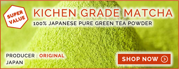 KITCHEN GRADE MATCHA