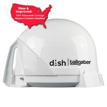 DISH Tailgater 4 Portable Satellite Antenna