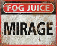Mirage Quick Dissipating Fog Fluid CONCENTRATE - 13 Gallons (FREE SHIPPING)