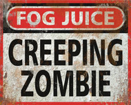 Creeping Zombie Low Lying Ground Fog Fluid CONCENTRATE - 13 Gallons (FREE SHIPPING)