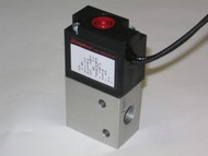 "2-Way 1/4"" Solenoid Valve With All Fittings"