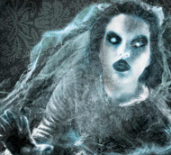Ghostly Apparitions Halloween Visual Effects DVD