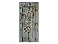 Steampunk - Door (Painted)