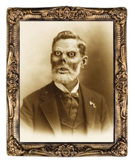 Pappy Fungus - Creepy Holographic Portrait