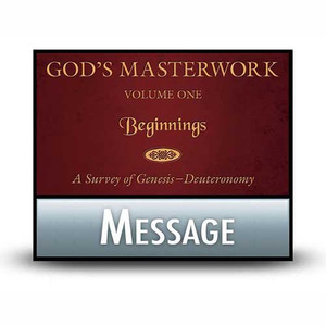God's Masterwork, Vol 1: 04  Leviticus: God's Picture Book on Worship.  MP3 Download
