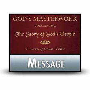 God's Masterwork, Vol 2:  06  1 Kings.  MP3 Download