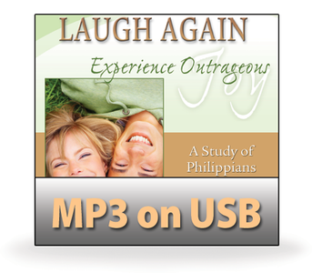 Laugh Again: Experience Outrageous Joy.  14 MP3 on USB Series