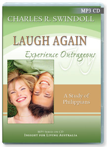 Laugh Again: Experience Outrageous Joy.   14 MP3 Files on CD