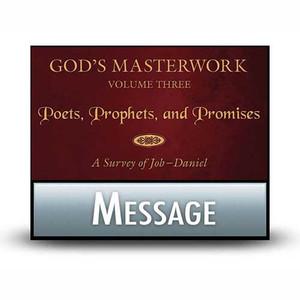 God's Masterwork, Vol 3:  01  Job: Magnificent Man of Misery.  MP3 Download