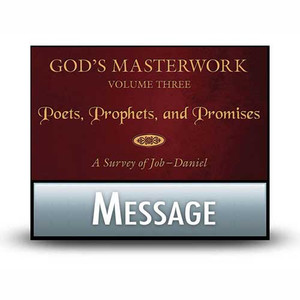God's Masterwork, Vol 3:  09   Lamentations: A Prophet's Broken Heart.  MP3 Download