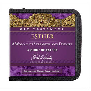 Esther - A Woman of Strength and Dignity.  12 CD Series