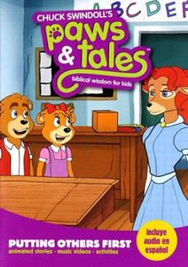 Paws & Tales Volume 4: Putting Others First.  DVD