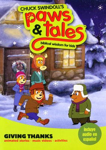 Paws & Tales Volume 5: Giving Thanks.  DVD