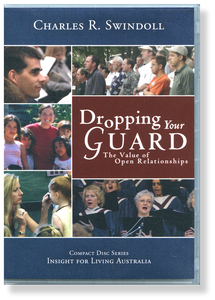 Dropping Your Guard.   12 CD Series