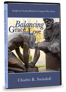 Balancing Grace with Love.  2 CD Series
