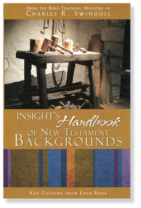Insight's Handbook of New Testament Backgrounds: Key Customs From Each Book.  Paperback Book