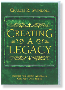Creating a Legacy.  5 CD Series