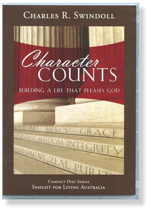 Character Counts.   12 CD Series
