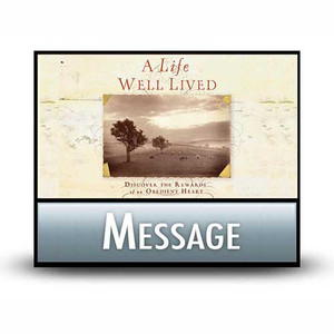 A Life Well Lived:  01  Doing What's Right.    MP3 Download