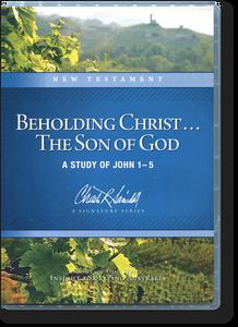 Beholding Christ ... The Son of God.  12 CD Series