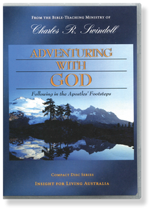 Adventuring with God.  6 Message Series
