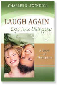 Laugh Again: Experience Outrageous Joy.  Paperback Book