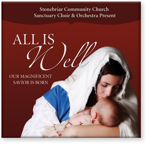All Is Well: Our Magnificent Saviour is Born.  SCC Christmas Concert.  1 CD