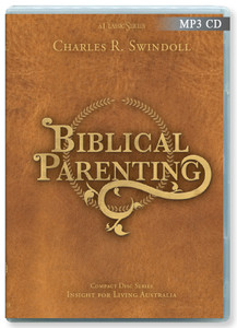 Biblical Parenting.   12 MP3 on CD Series