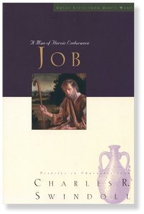 Job: A Man of Heroic Endurance.  Paperback Book