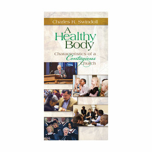 Healthy Body: Characteristics of a Contagious Church.  Booklet