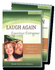 Laugh Again: Experience Outrageous Joy.  14 CD Series