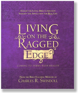 Living on the Ragged Edge.   Bible Companion.  Paperback Book