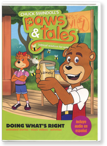 Paws & Tales Volume 13: Doing What's Right.  DVD