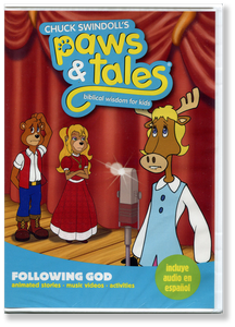 Paws & Tales Volume 11: Following God.  DVD