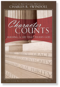 Character Counts: Build a Life That Pleases God.  Bible Companion